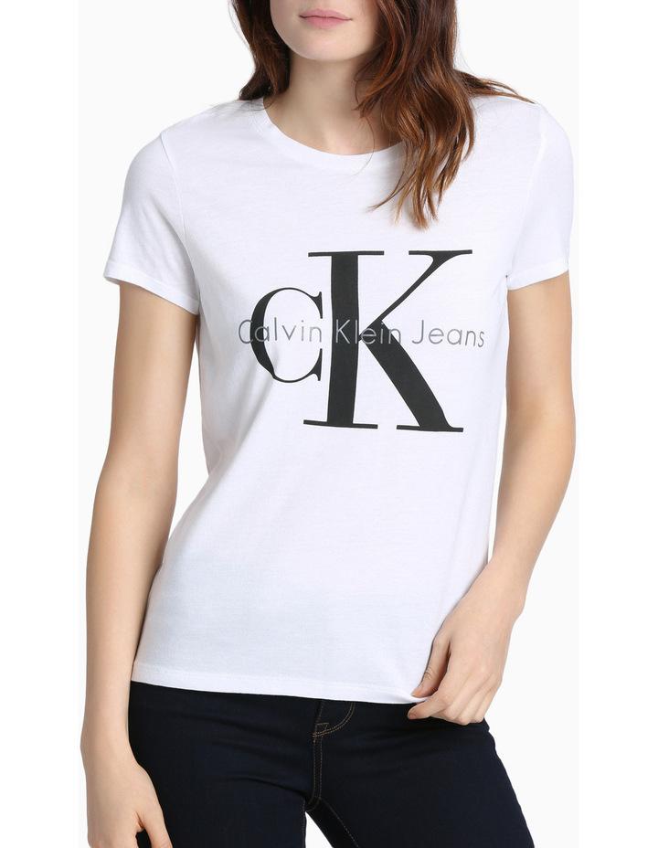 Logo CK T-shirt image 1