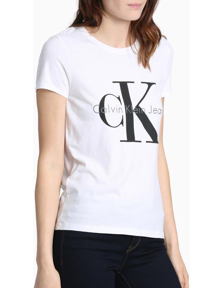 Logo CK T-shirt image 2