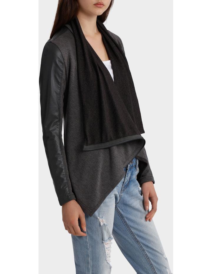 French Grey Jacket image 2