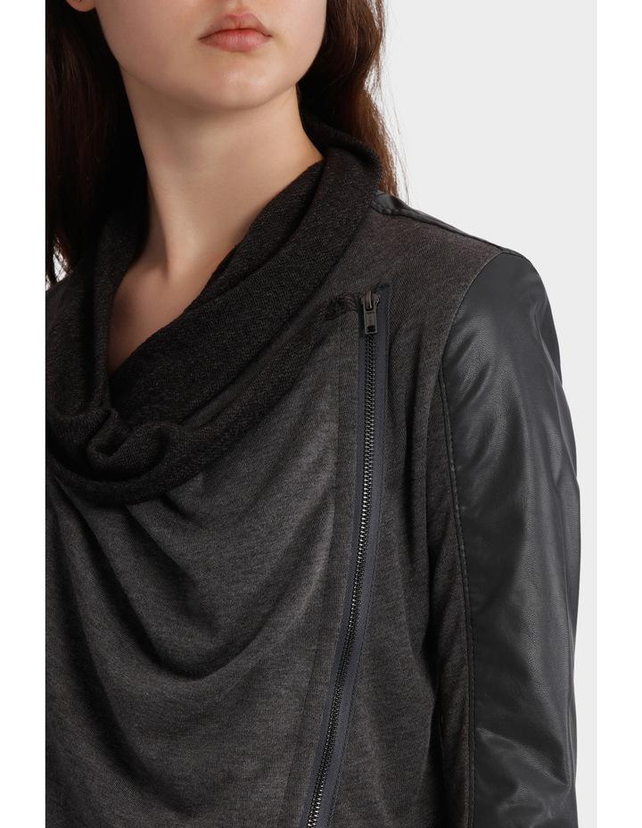 French Grey Jacket image 4
