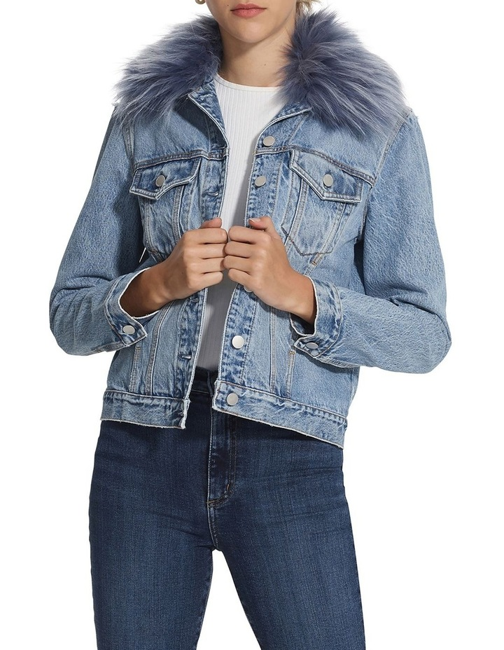 Fleur Jacket (Faux Collar) image 1