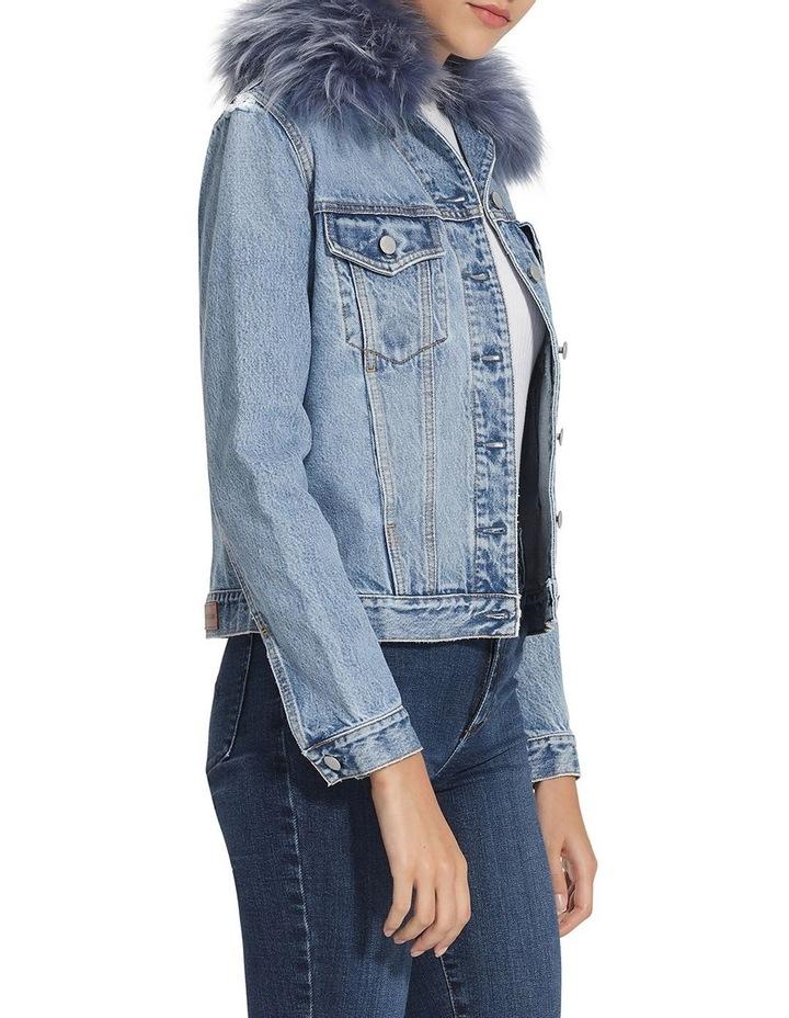 Fleur Jacket (Faux Collar) image 3