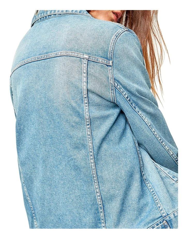 Vicky Holes Denim Jacket image 2