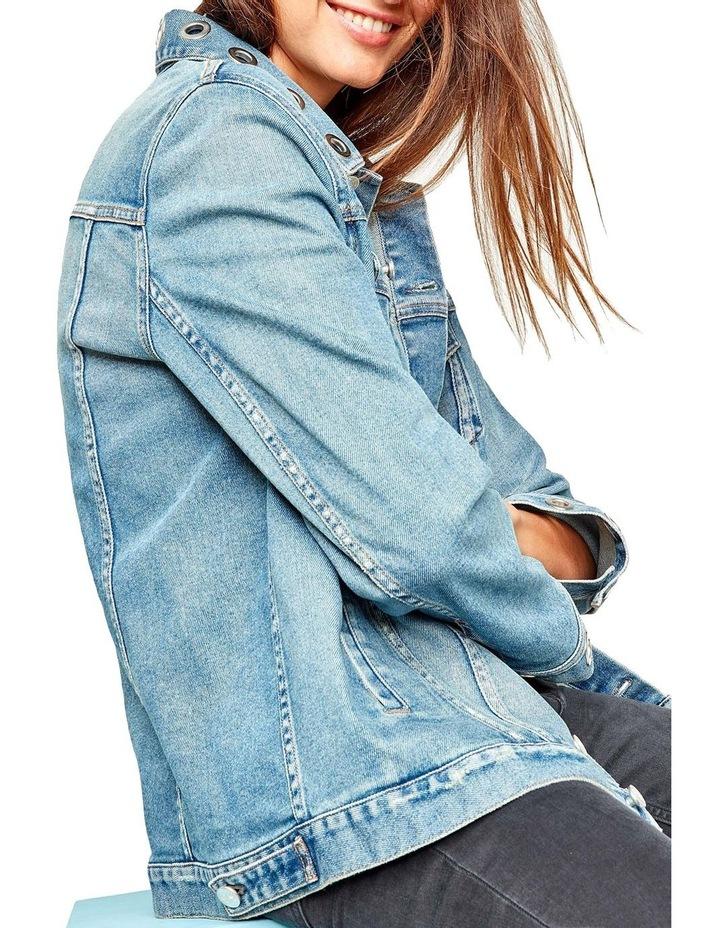 Vicky Holes Denim Jacket image 3