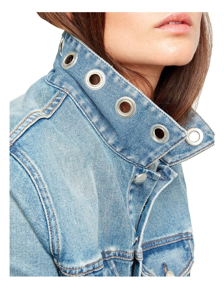 Vicky Holes Denim Jacket image 4