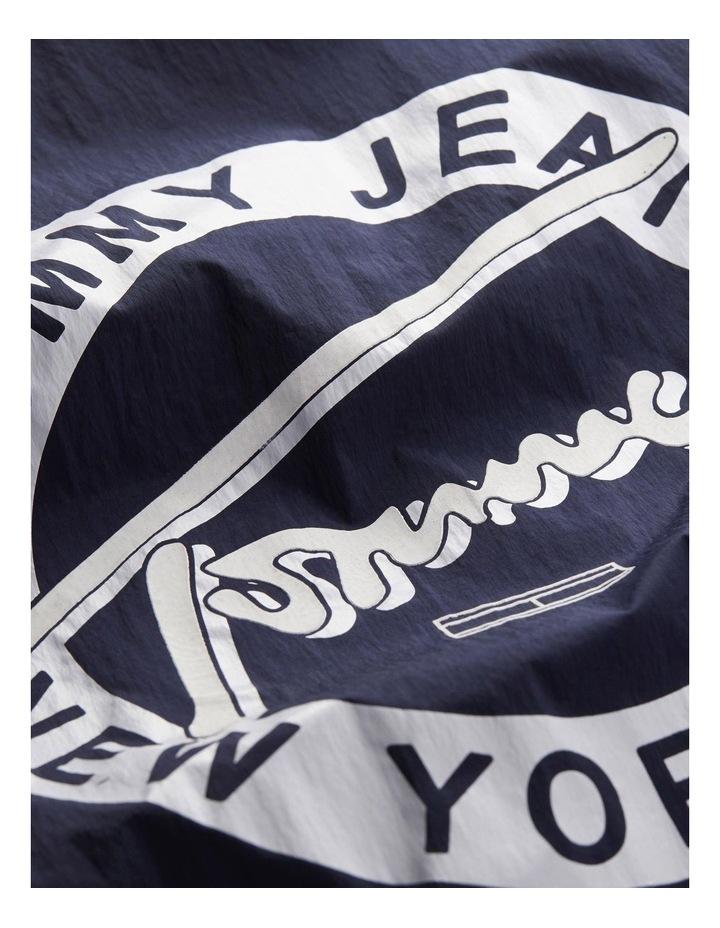 Sporty Logo Bomber image 6