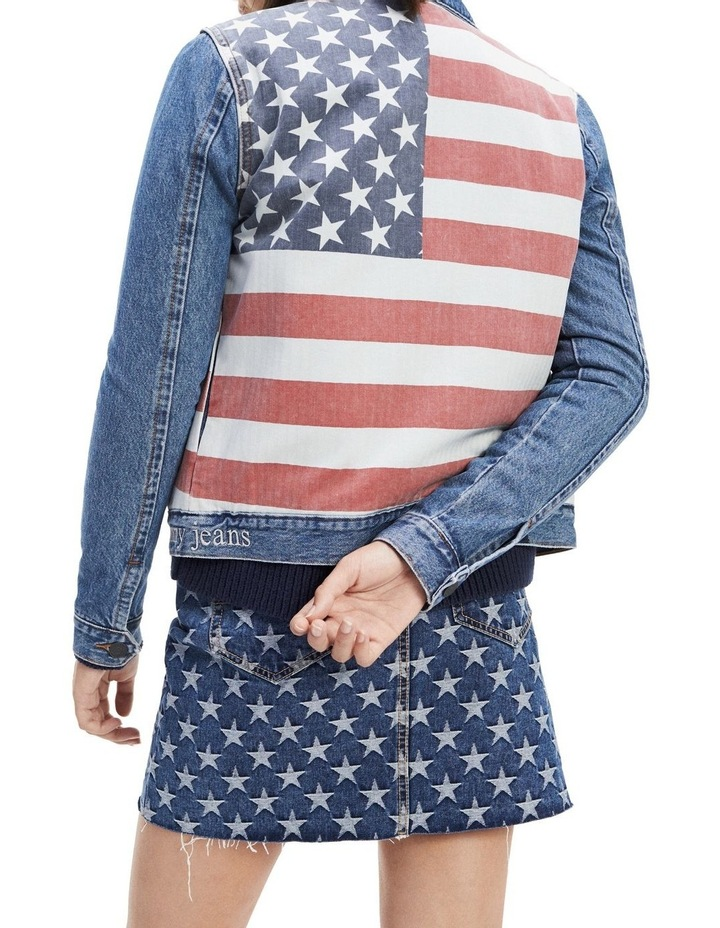 Stars And Stripes Trucker Jacket image 2