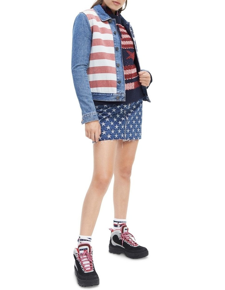 Stars And Stripes Trucker Jacket image 3
