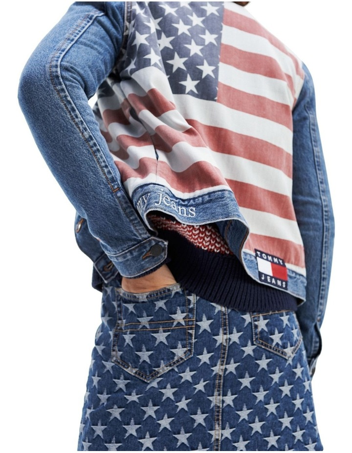 Stars And Stripes Trucker Jacket image 5