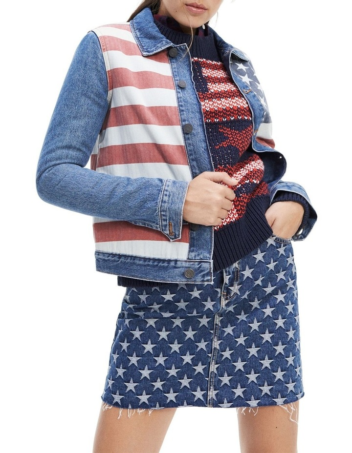 Stars And Stripes Trucker Jacket image 6