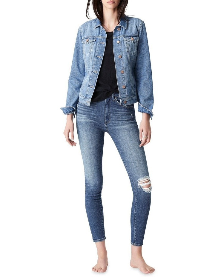 Daisy Denim Jacket image 1