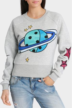 Lee - Oversized Sweatshirt