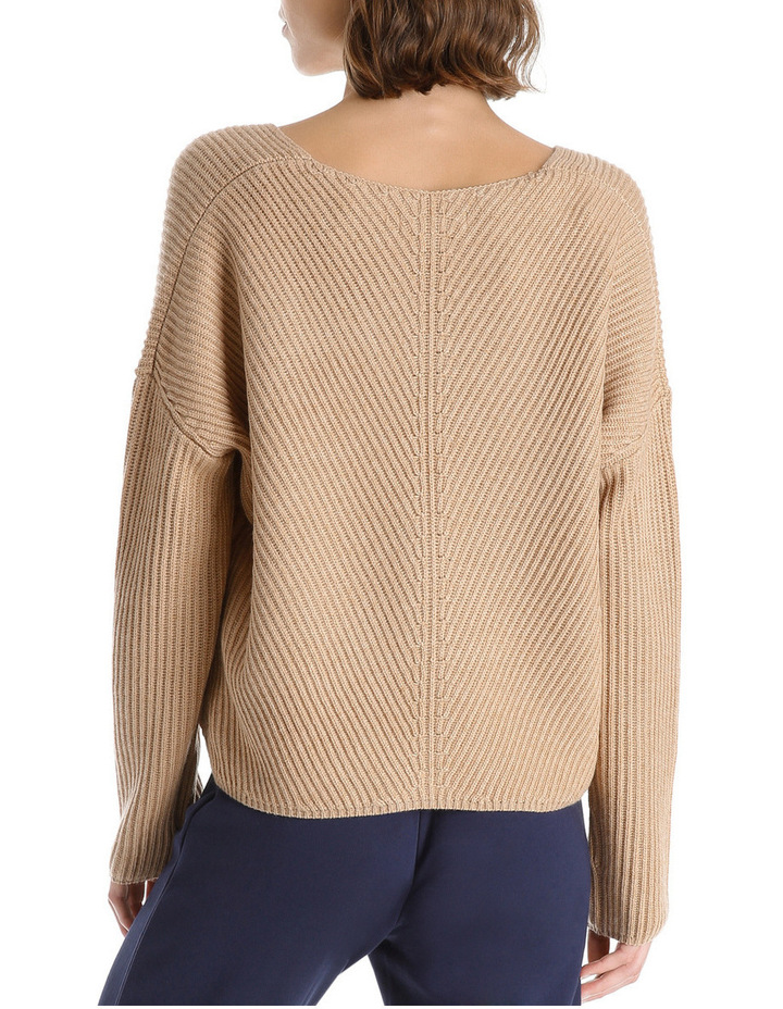 Camile V Neck Knit image 3