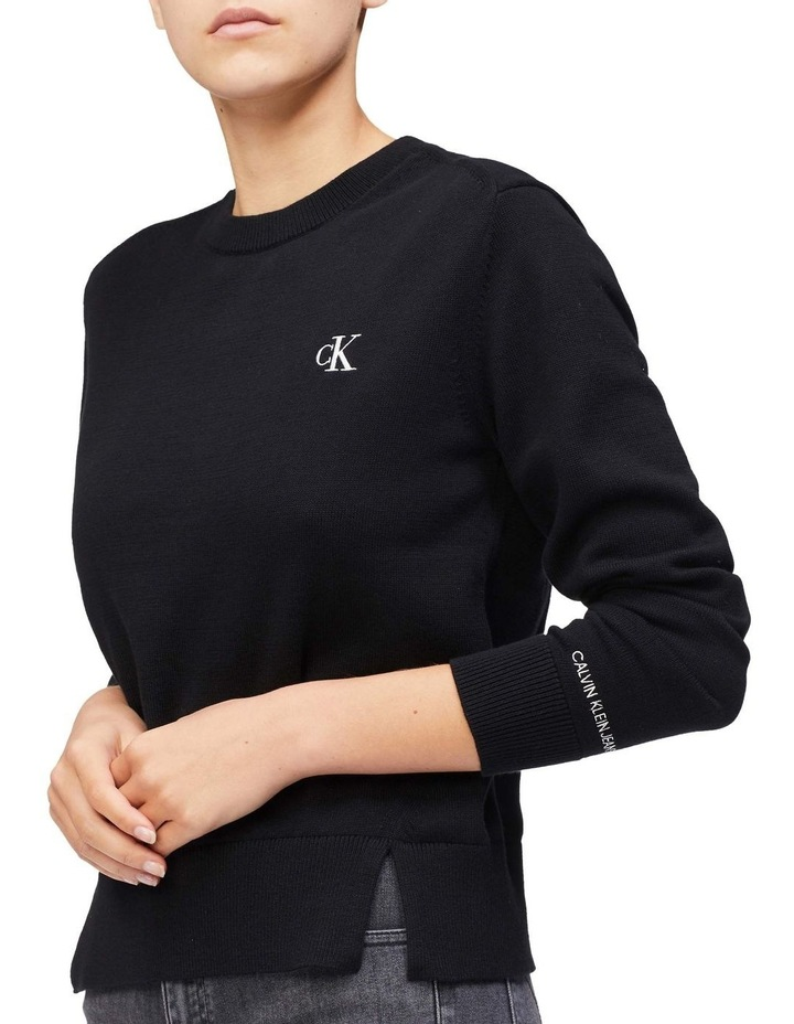 Essential Cotton Sweater image 1