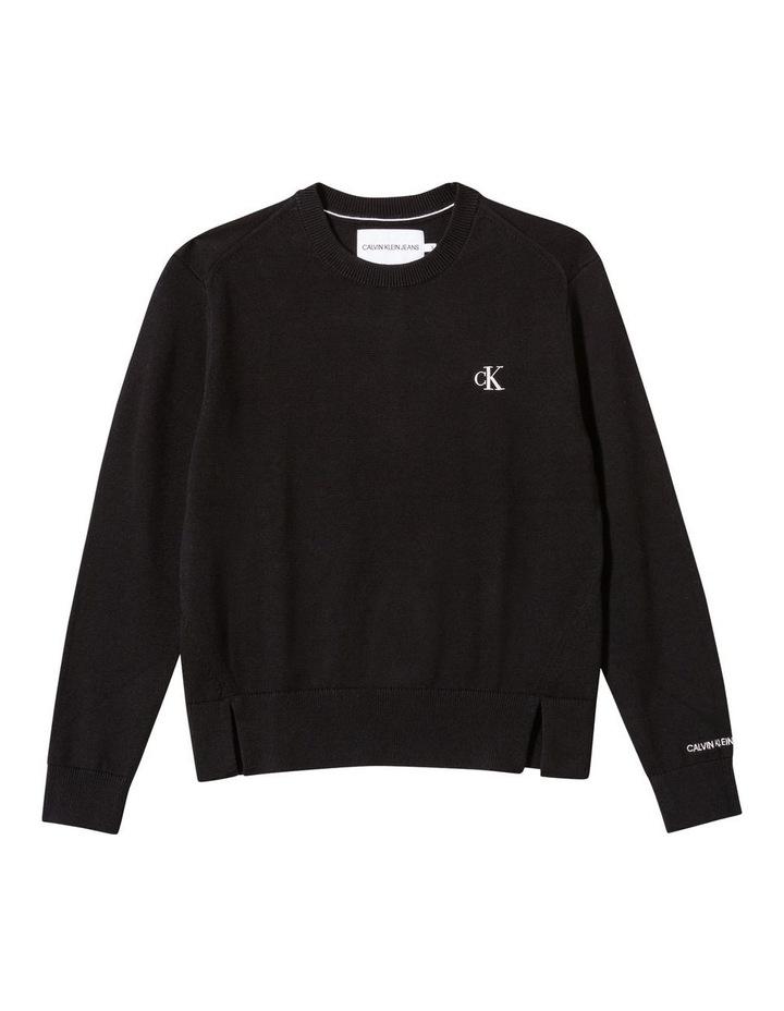 Essential Cotton Sweater image 2