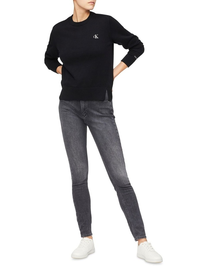 Essential Cotton Sweater image 4