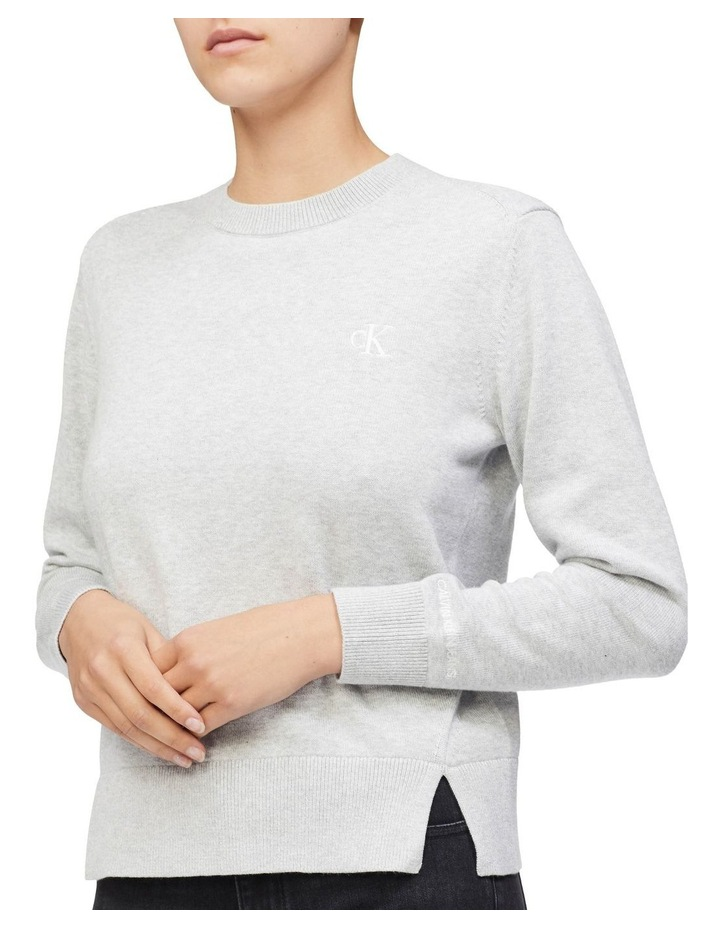 Essential Cotton Sweater image 1