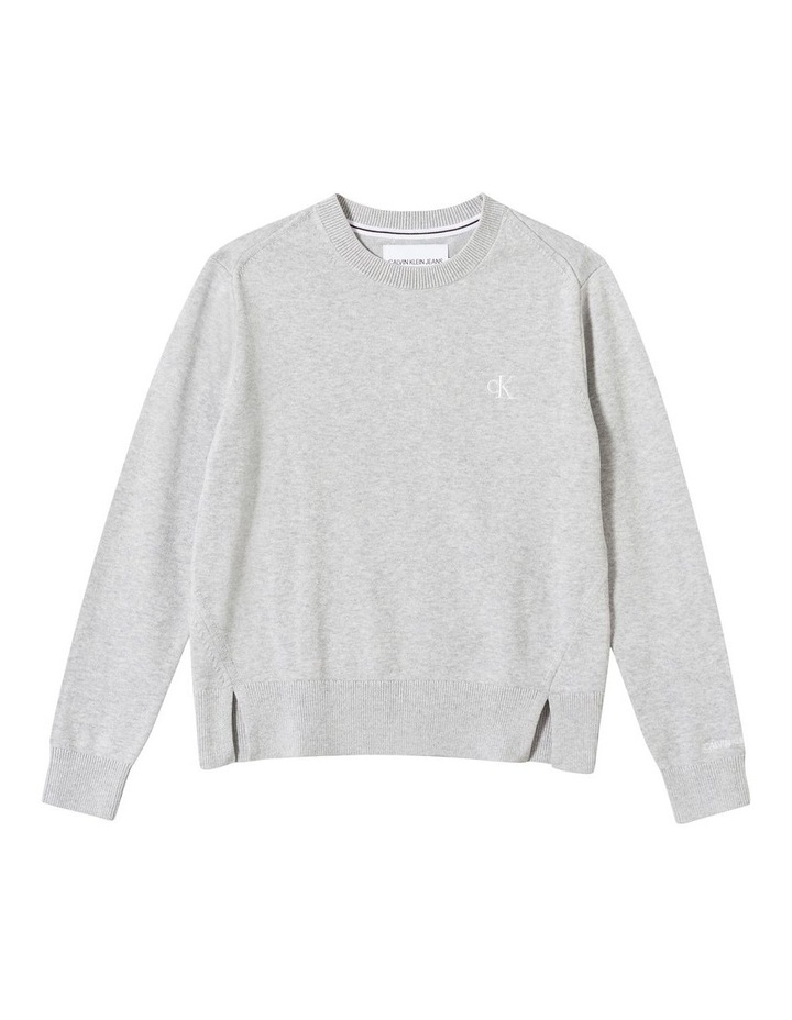 Essential Cotton Sweater image 2