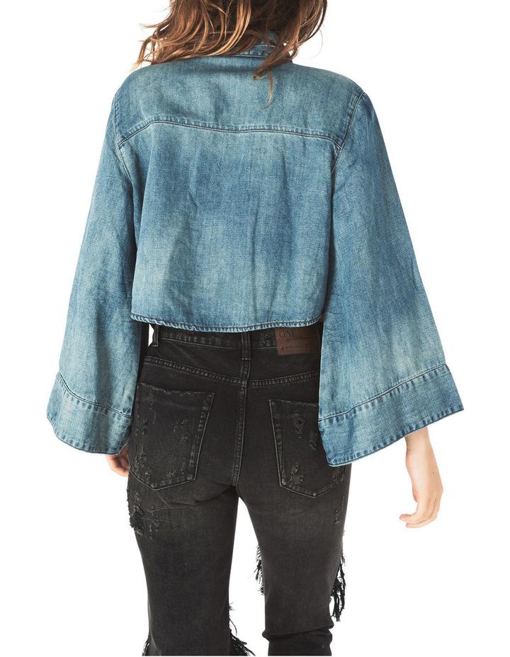 Linen Denim Keystone Shirt image 2