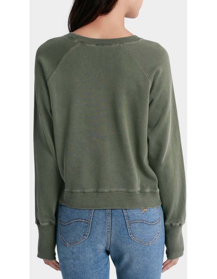 Dart Out Crew Sweater image 3
