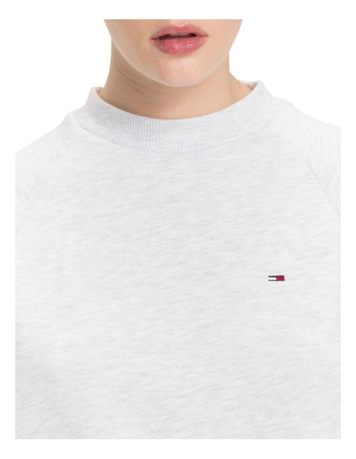 Comfort Fit Raglan Sweatshirt image 2