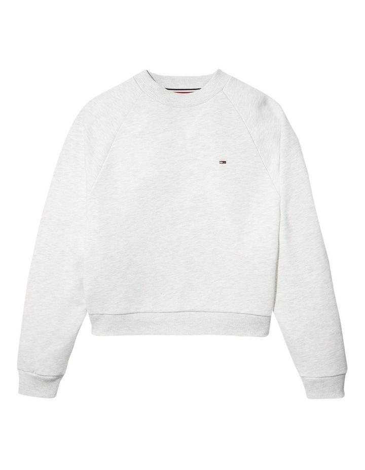 Comfort Fit Raglan Sweatshirt image 4