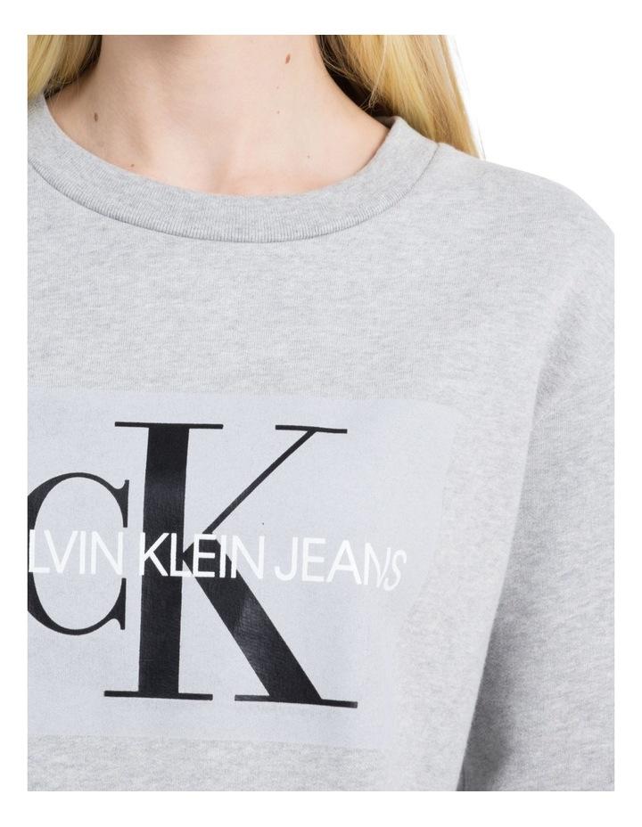 Calvin Klein Jeans Core Monogram Logo Sweatshirt image 1