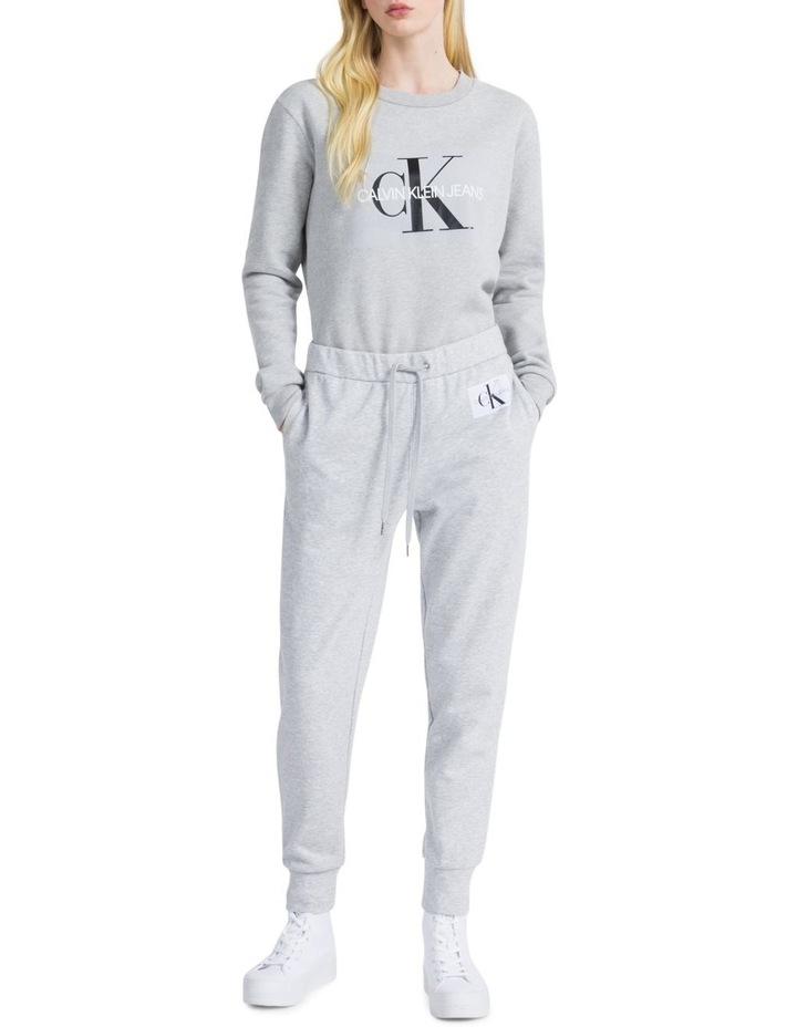 Calvin Klein Jeans Core Monogram Logo Sweatshirt image 2