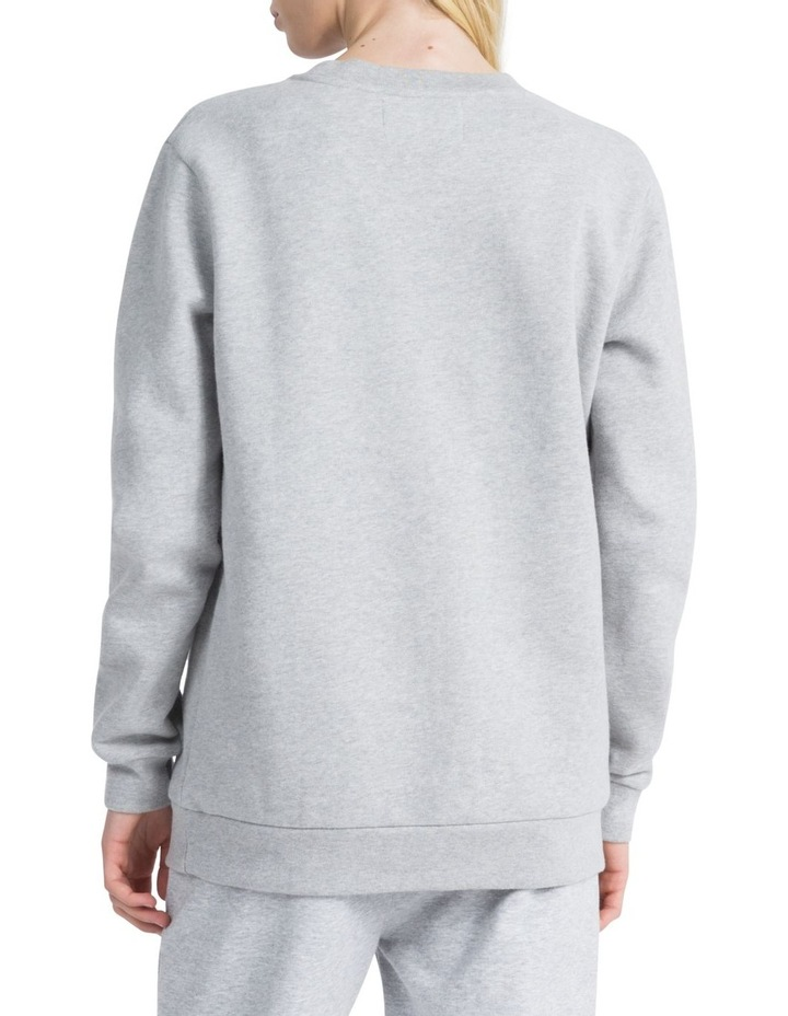 Calvin Klein Jeans Core Monogram Logo Sweatshirt image 3