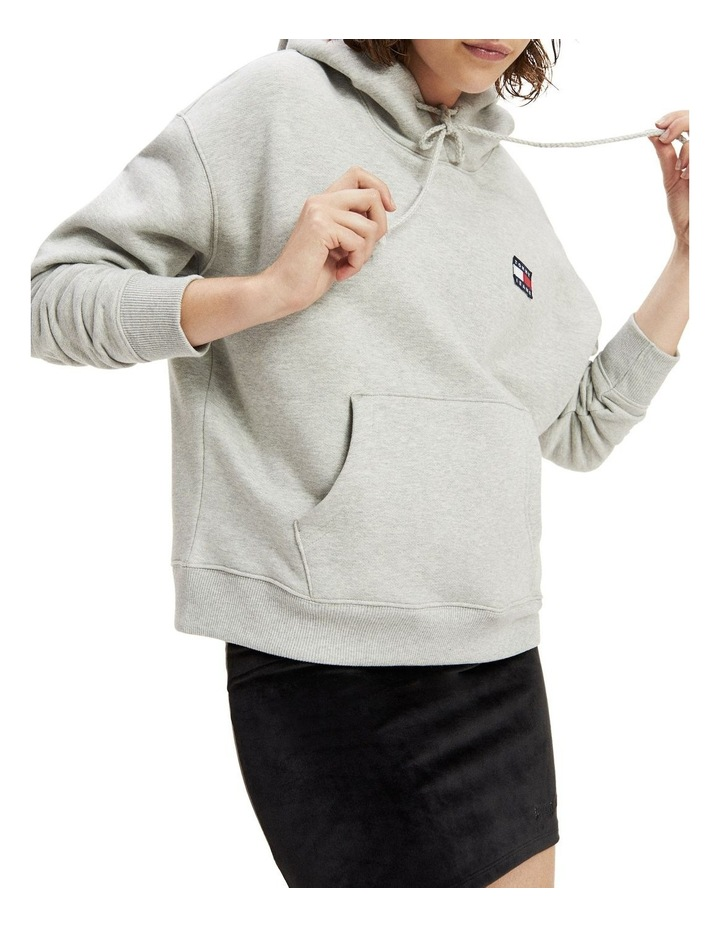 Tommy Badge Relaxed Fit Hoodie image 1