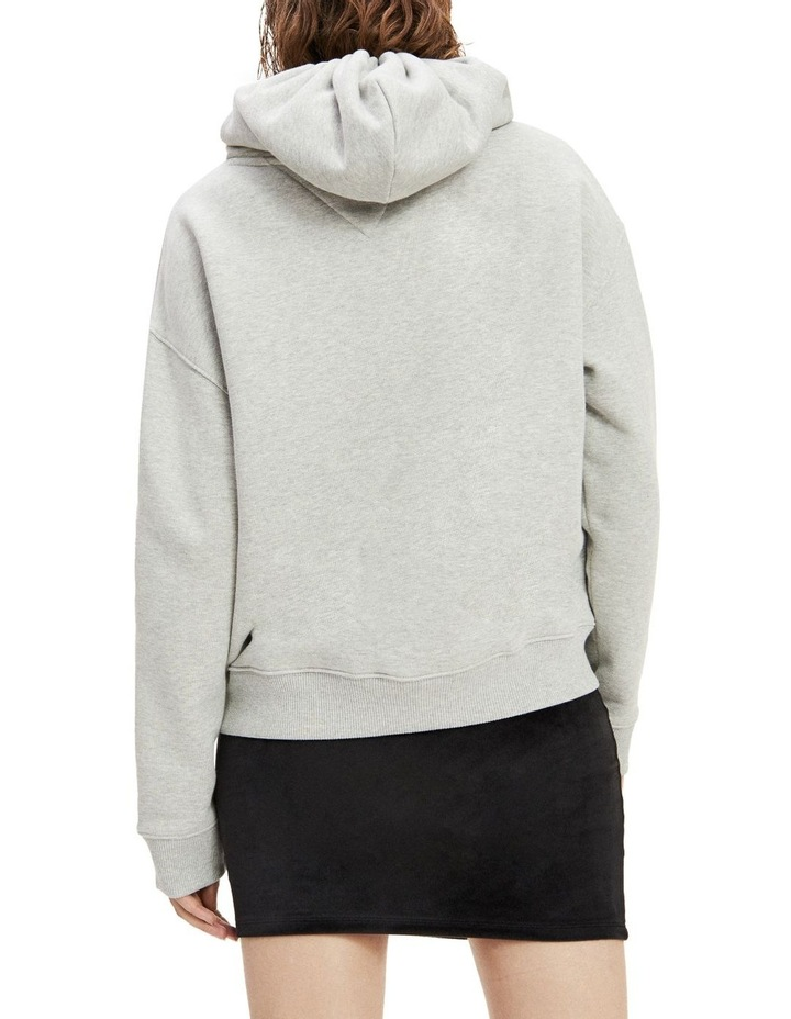 Tommy Badge Relaxed Fit Hoodie image 3