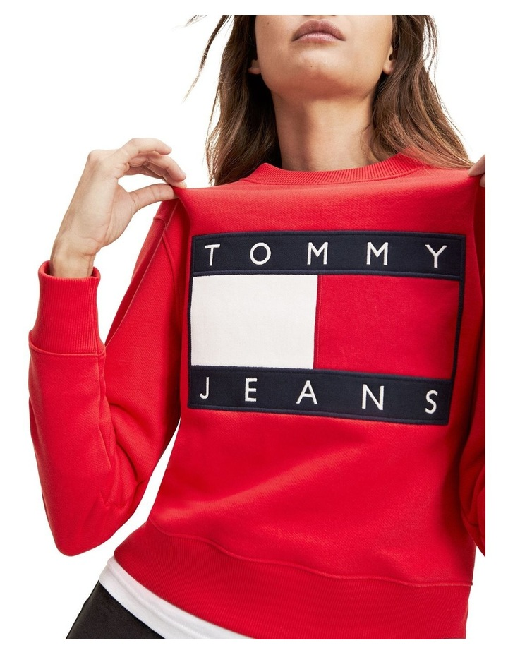 Tommy Flag Sweatshirt image 4