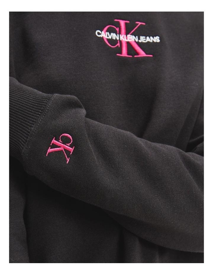Monogram Logo Crew Neck image 5