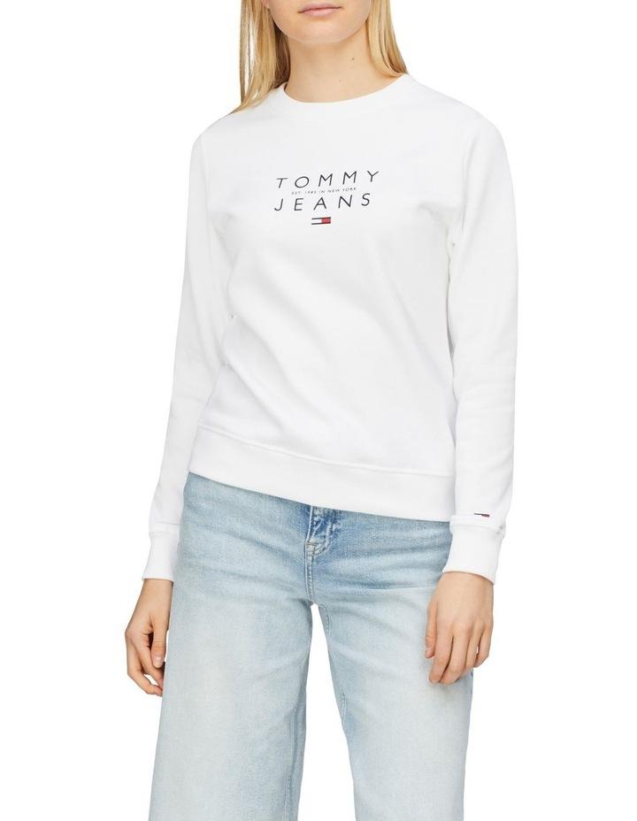Tjw Essential Logo Sweatshirt image 1