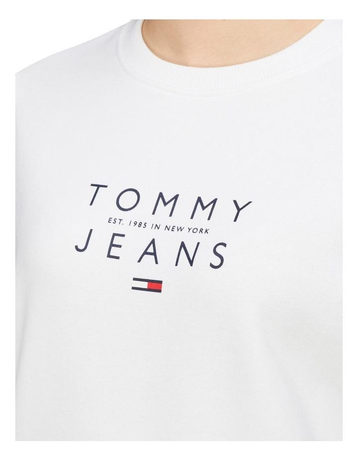 Tjw Essential Logo Sweatshirt image 3