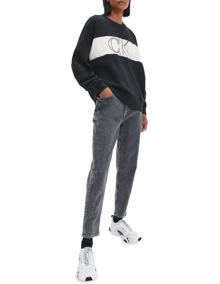 Monogram Blocking Sweatshirt image 4