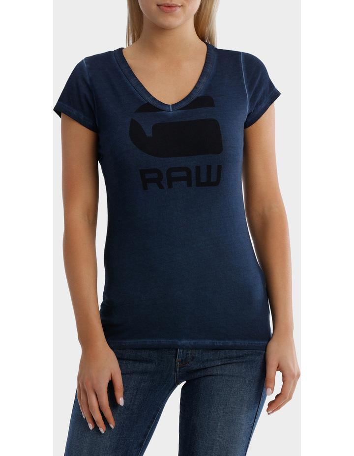 Danarius Slim Short Sleeve V-Neck T-Shirt image 1