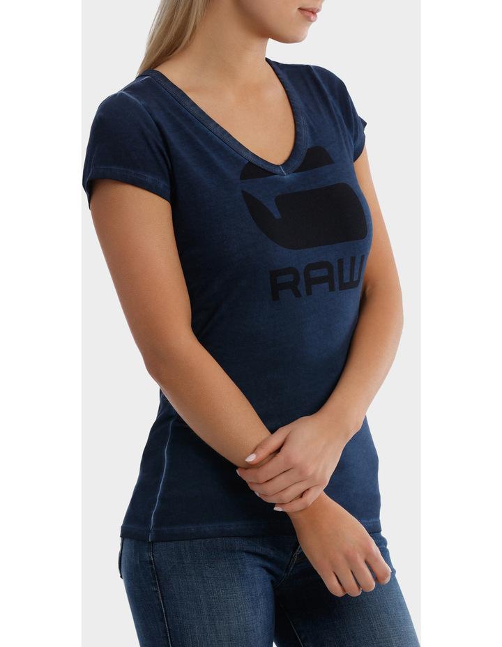 Danarius Slim Short Sleeve V-Neck T-Shirt image 2
