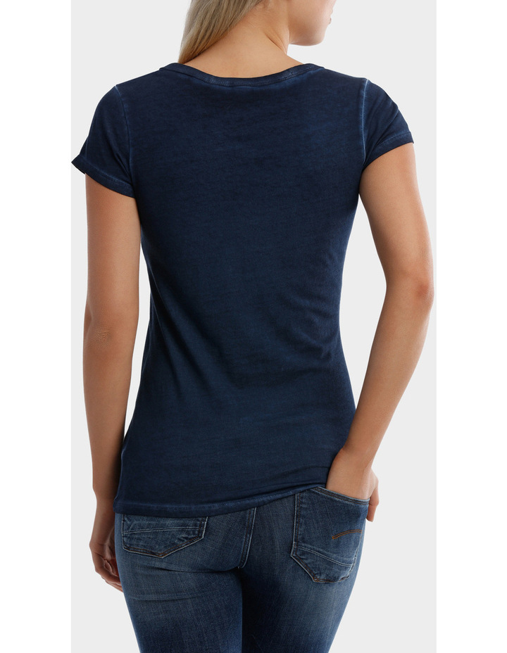 Danarius Slim Short Sleeve V-Neck T-Shirt image 3