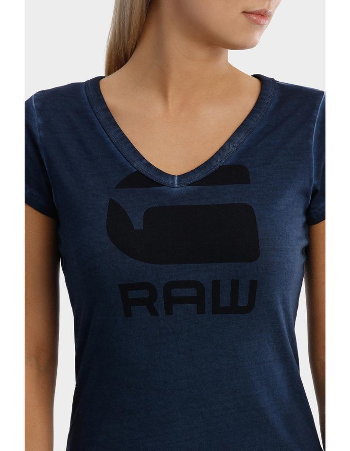 Danarius Slim Short Sleeve V-Neck T-Shirt image 4
