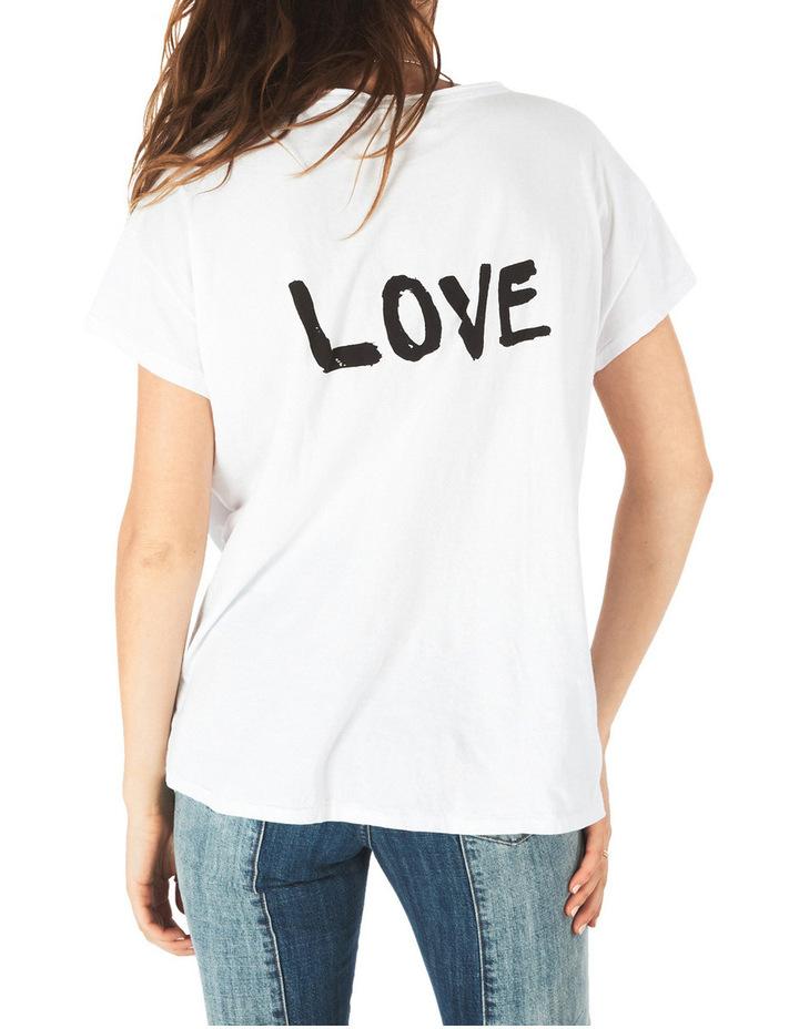 Free Love Memphis Tee image 2