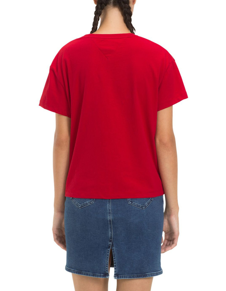 Tommy Jeans Women's Corp Logo Tee image 2