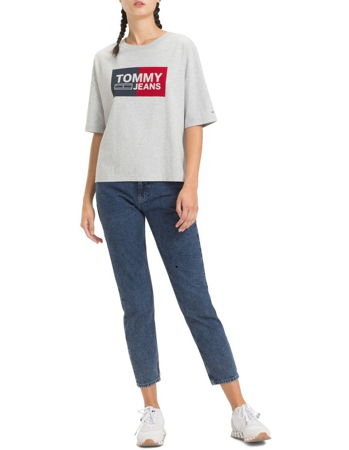 Tommy Jeans Women's Boxy Logo Tee image 2