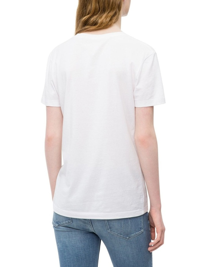 INSTITUTIONAL BOX SLIM FIT TEE image 2