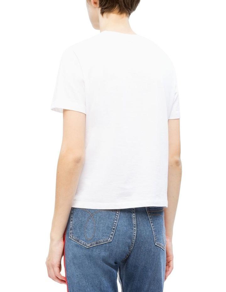 Straight Fit Short Sleeve Tee image 2