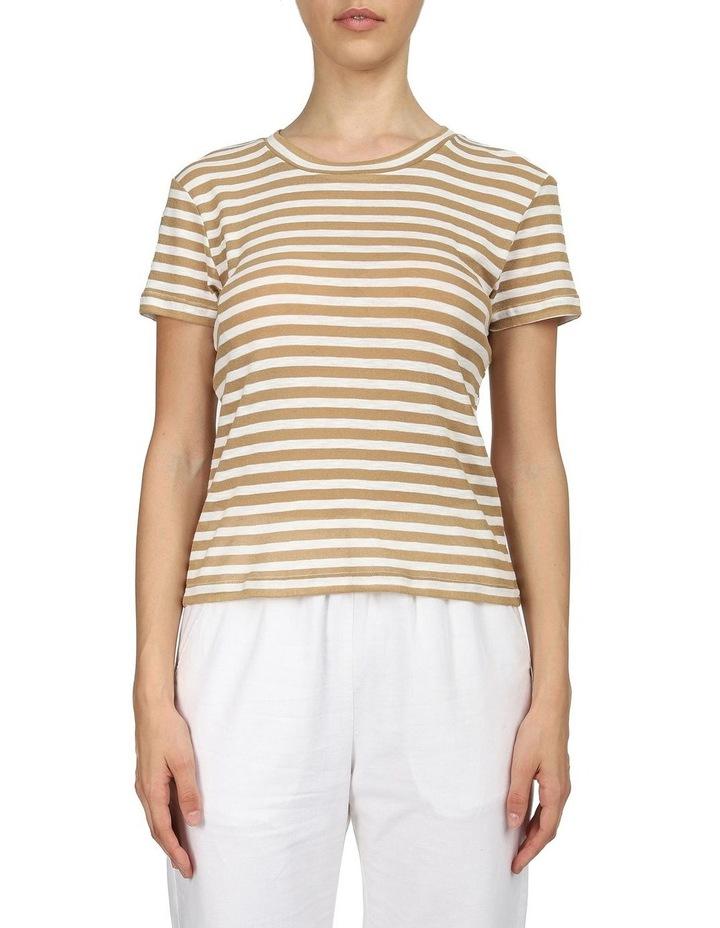 Florence Stripe Tee image 1