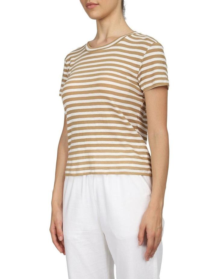 Florence Stripe Tee image 2