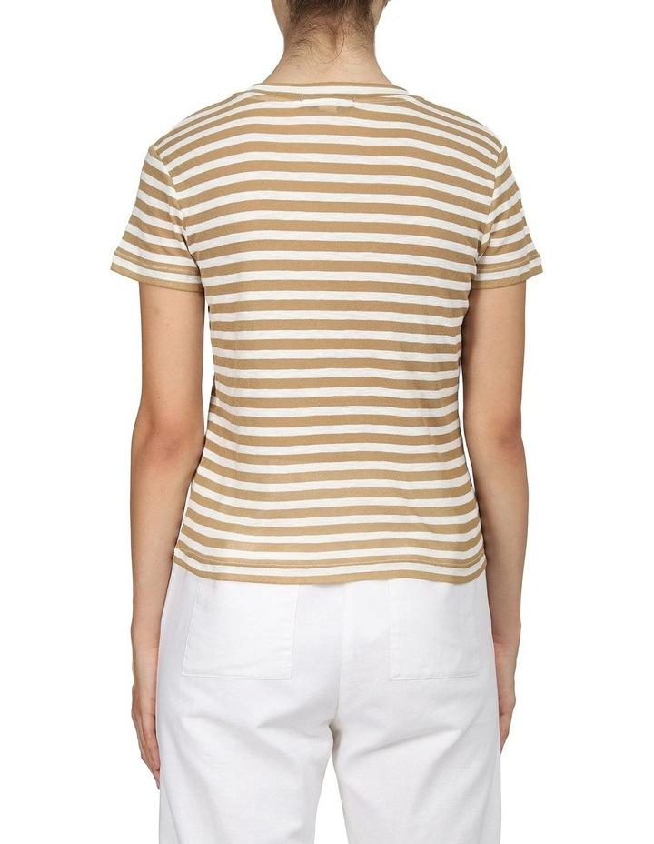 Florence Stripe Tee image 3