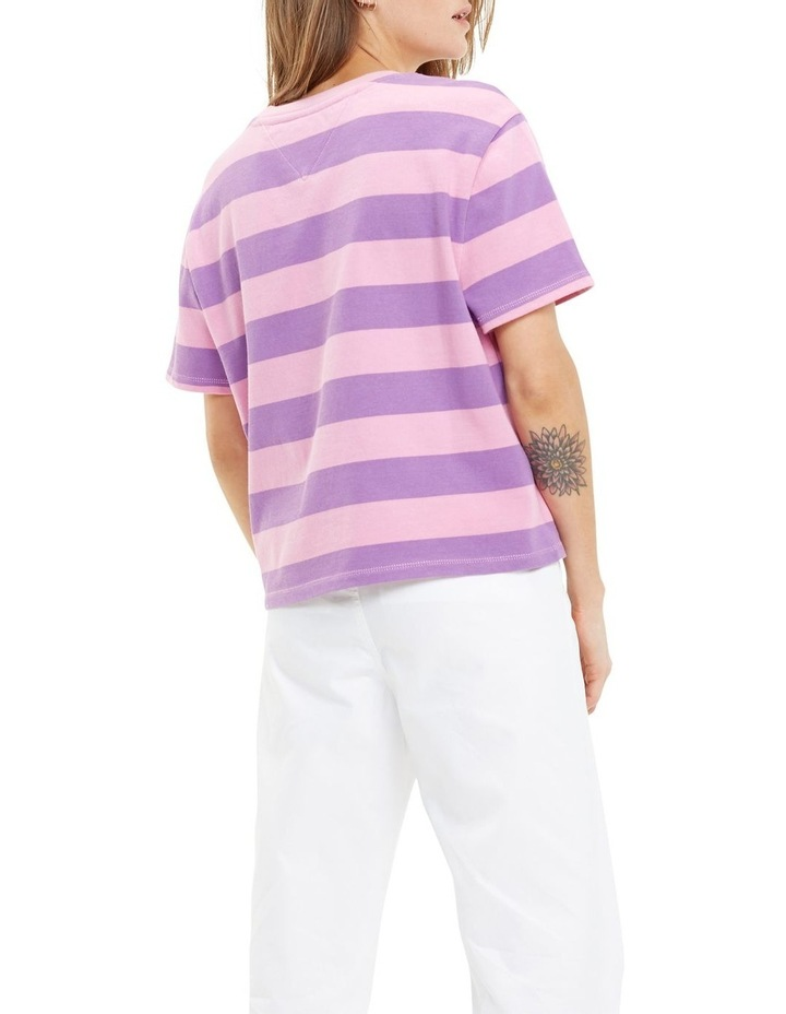Color Stripe Tee image 2