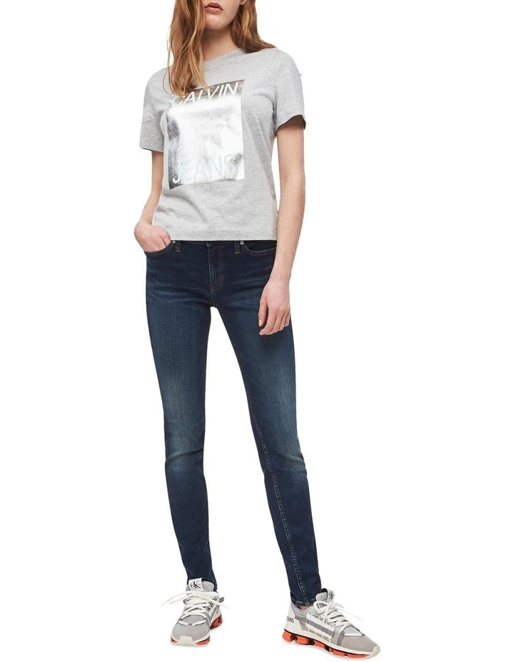Calvin Jeans Modern Straight Tee image 1
